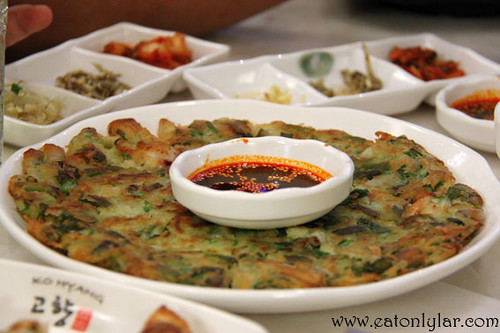 Pa Jeon, Ko Hyang Korean Country Delights