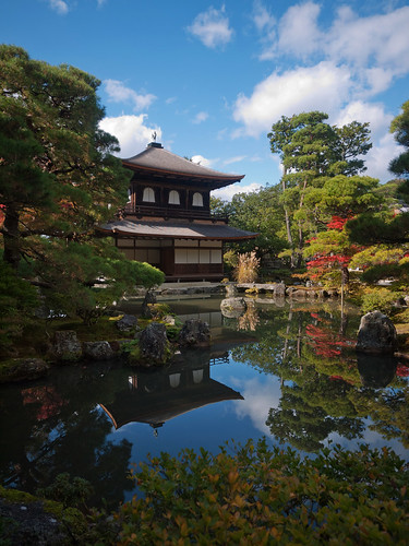 銀閣寺(慈照寺) Ginkakuji Temple - 無料写真検索fotoq