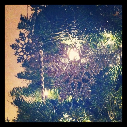 Silver Christmas Tree Ornaments