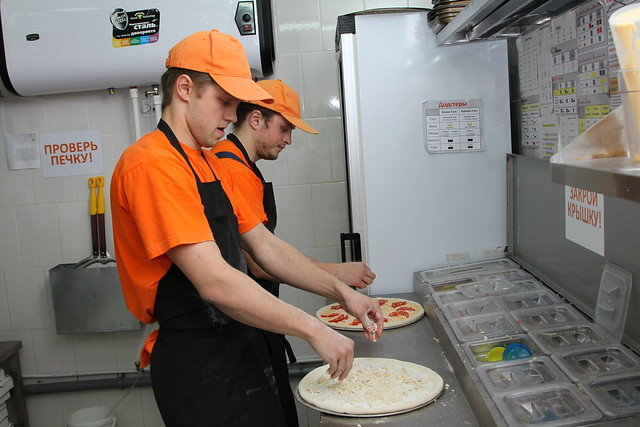 Один Додо Пицца