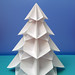 Bialbero di Natale - Double Christmas tree by Francesco Guarnieri