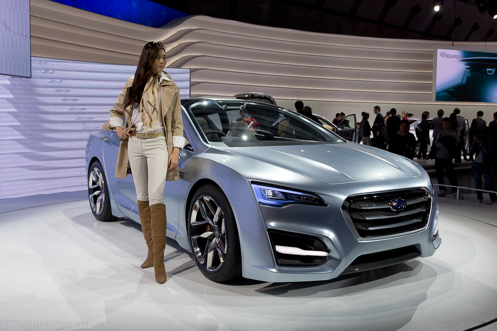 Motor Show - Subaru 2