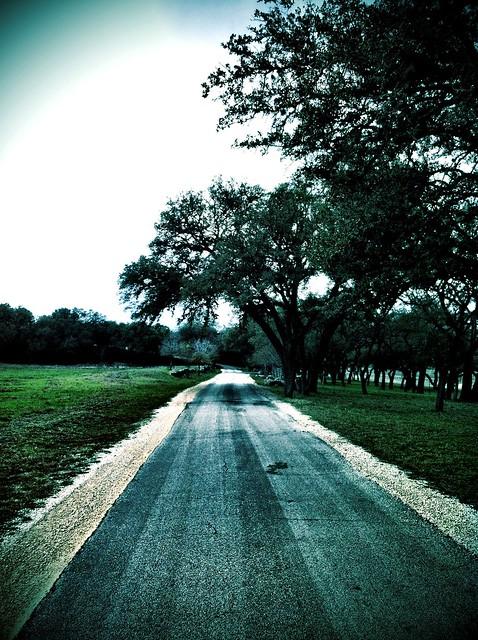 A Walk at the Ranch