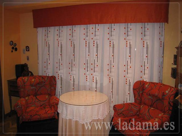 Decoraci n para salones cl sicos cortinas con dobles - Cortinas para salon clasico ...