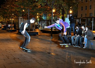 Cork At Night Skateboarders October 2011268