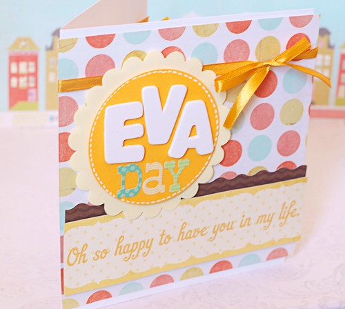 A card for Eva