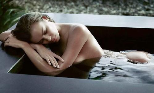 Irina Shayk desnuda