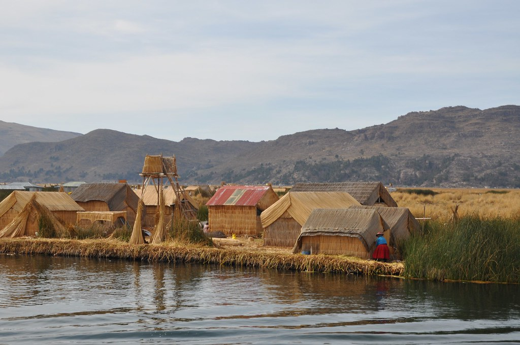 The Floating Islands of Los Uros