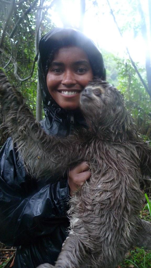 Cutest Sloth EVER!