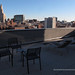 Brooklyn Fairfield Inn Hotel rooftop view