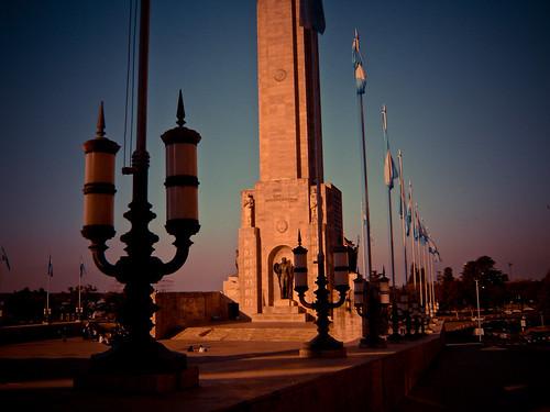 Monumento a la bandera - Rosario by IvanPawluk2