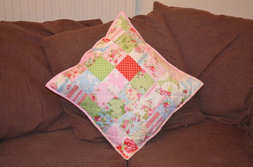 Tanya Whelan Delilah Cushion