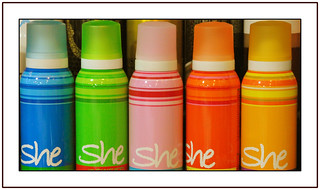 Product Photography (DEODORANT BODY SPRAY)