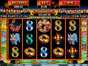 Year of Fortune Slot Machine