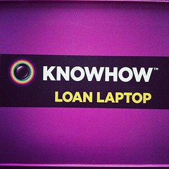 KnowHow Loan Laptop