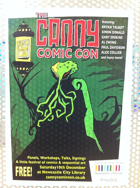 Canny Comic Con Newcastle 01