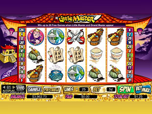 Little Master slot game online review