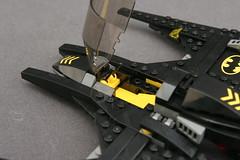 6863 Batwing Battle Over Gotham City - Batwing 17