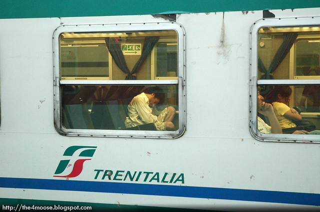 CNL 363 - Morning on the Trenitalia, Venezia