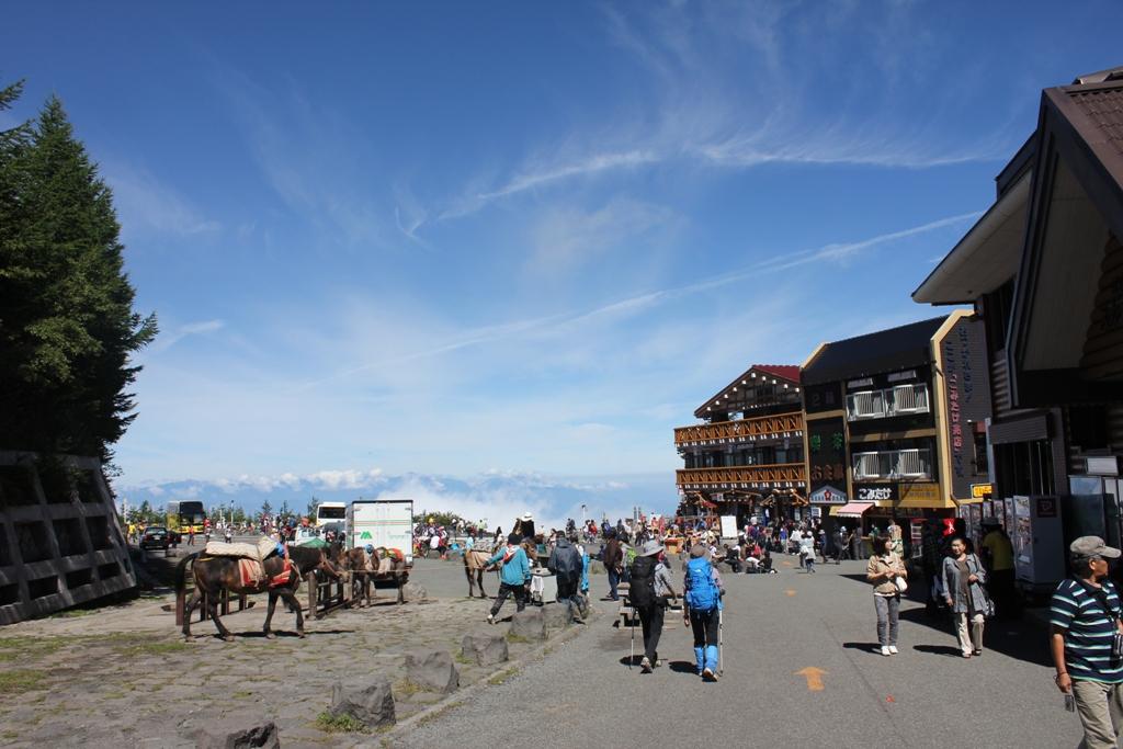 Mt. Fuji experience report (Yoshida route) Part4 (22)