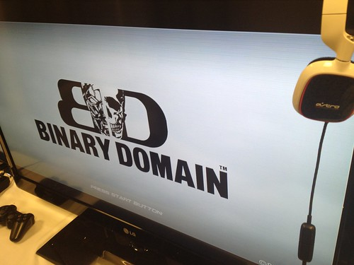 Binary Domain Event