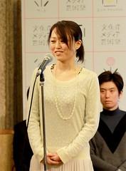 111215(1) - 『第15屆日本文化廳多媒體藝術祭』獲獎名單正式出爐,恭喜《魔法少女小圓》、《土星公寓》勇奪大賞!
