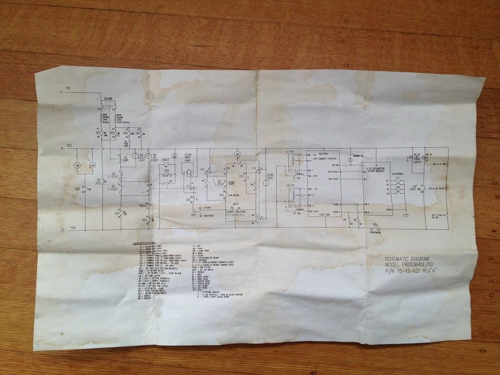 Thermador schematic