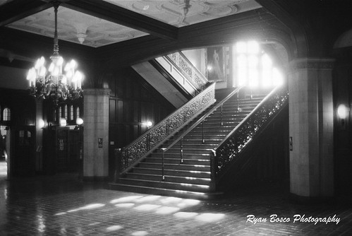 Ida Noyes Hall Staircase, University of Chicago