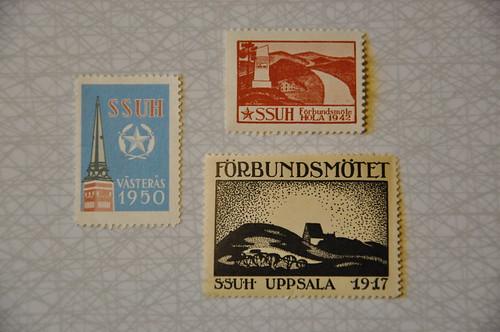 Nykterhetsrörelsens brevmärken
