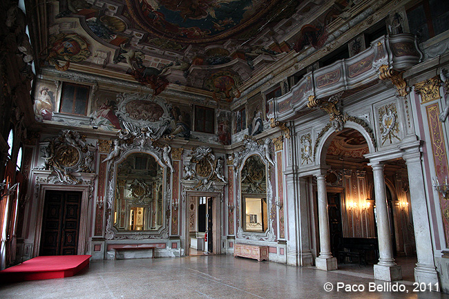 Palazzo Zenobio. © Paco Bellido, 2011
