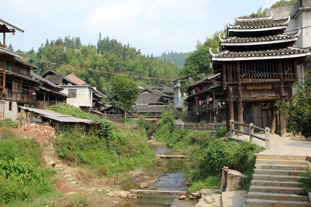 Dong People, China