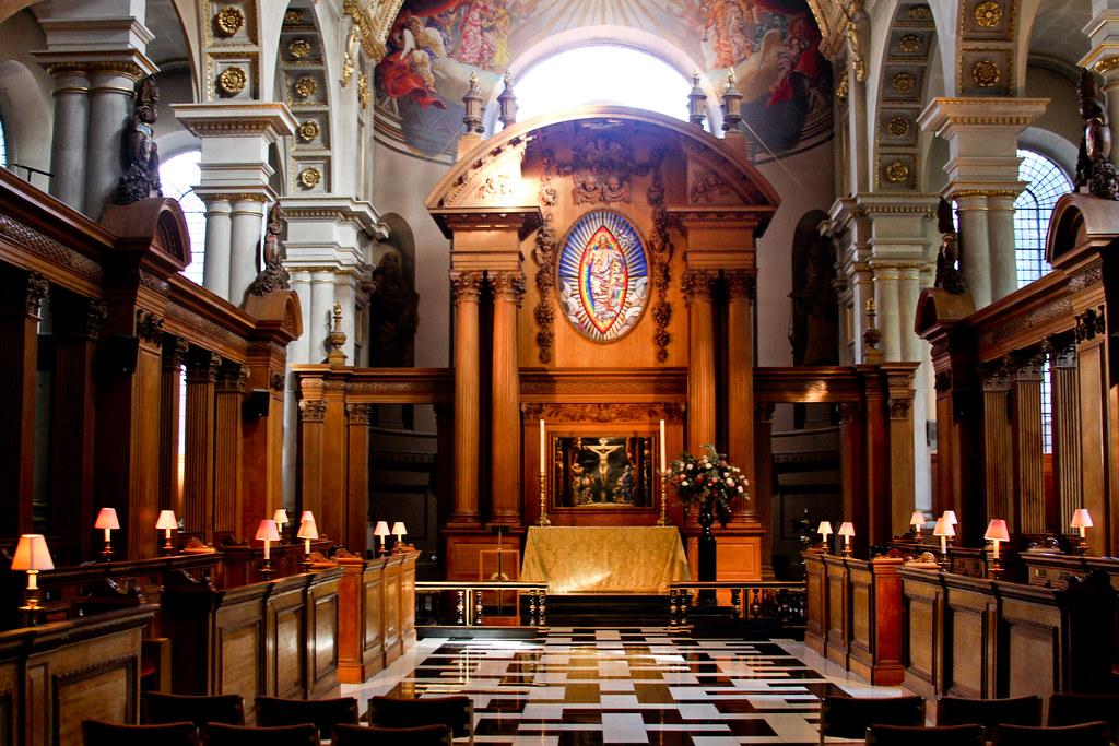 Saint Bride's Church