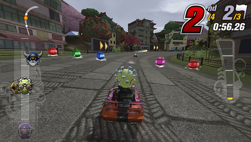 Pod - ModNation Racers: Road Trip - Recipe For Fun... Big, Bad, Weapons!