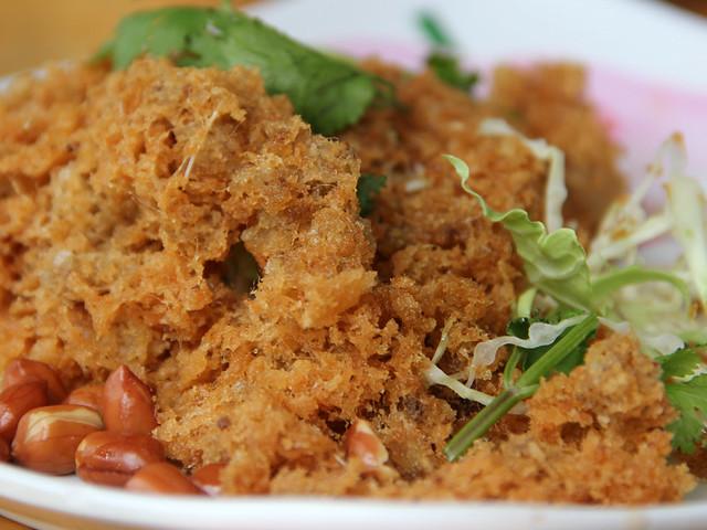 Deep Fried Thai Catfish
