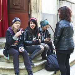 Lisbon's Winter tourists