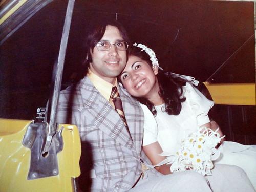 Hoje comemoramos 36 anos de casamento by Cantinho da Aracy