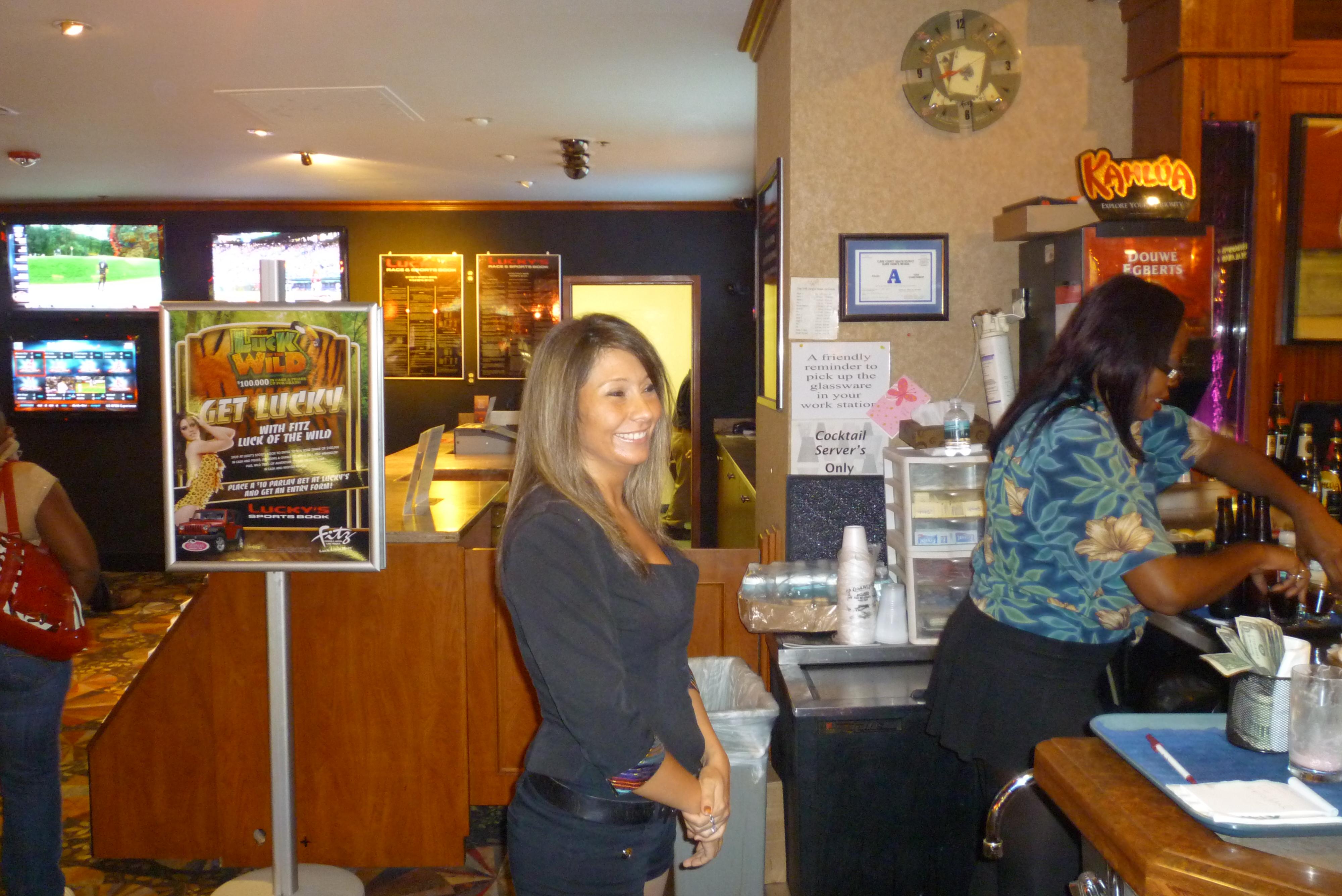 Casino cocktail waitress resume hollywood casino charles town poker rake