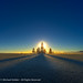 The Temple of Transition - Burning Man 2011 by Michael Holden