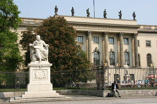 Image of Wilhelm von Humboldt. berlin germany europe wilhelmvonhumboldt img82282jpg