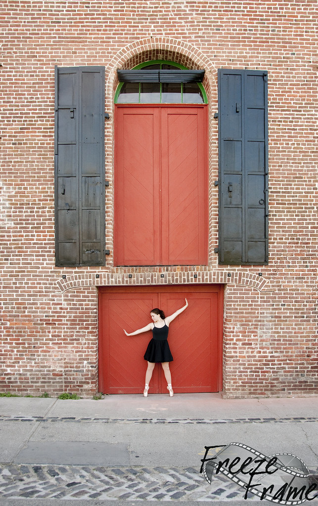 megan - ballerina project