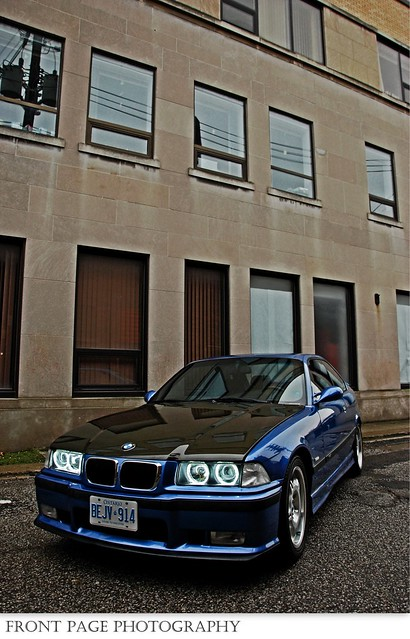 Chris' BMW E36 M3