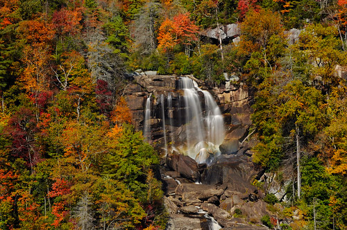 longexposure autumn mountains fall nature landscape waterfall nikon northcarolina whitewaterfalls ndfilter nikond90