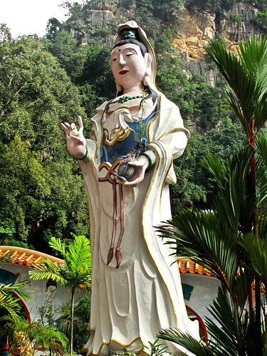 IMG_0478 观音像, 灵仙岩,怡保, ling xian yan ,  next to Sam Poh Tong , Ipoh