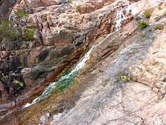 Canyon du Niffru : cascade du Niffru