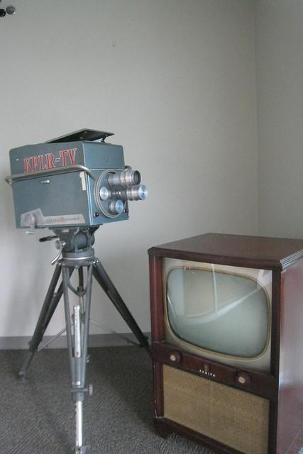 Vintage Television Camera 105