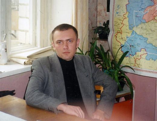 Сяргей Балахонаў. Гомельскі дзёньнік 1999 года