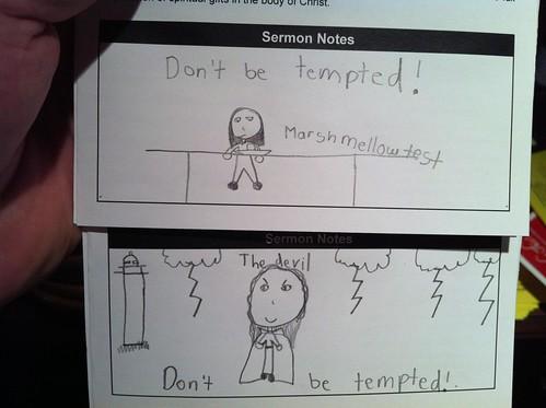 Rachel's Art: Temptation