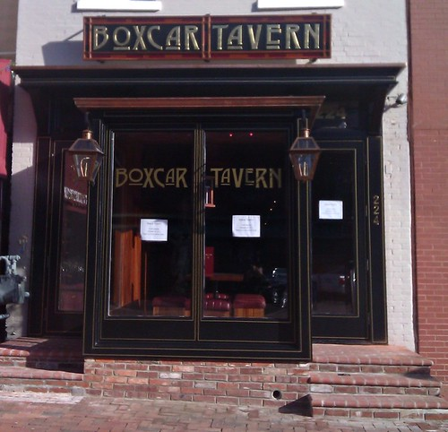 Boxcar Tavern Opens Friday