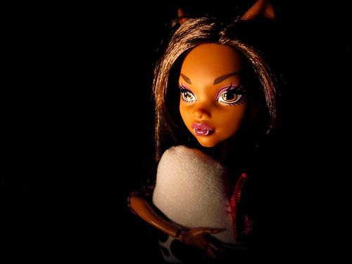 360/365 - Mattel MONSTER HIGH Series: Clawdeen Wolf