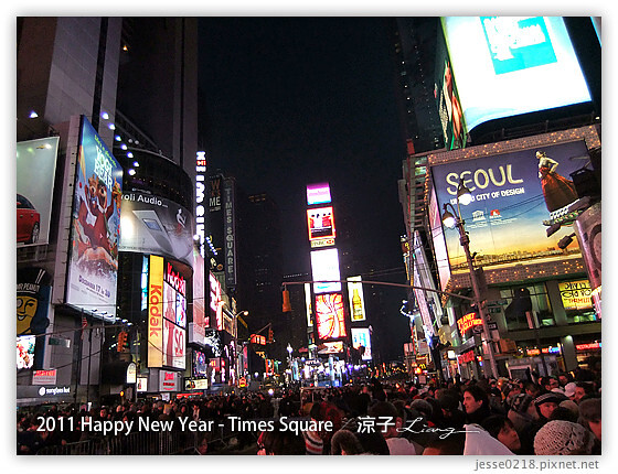 2011 Happy New Year - Times Square 5